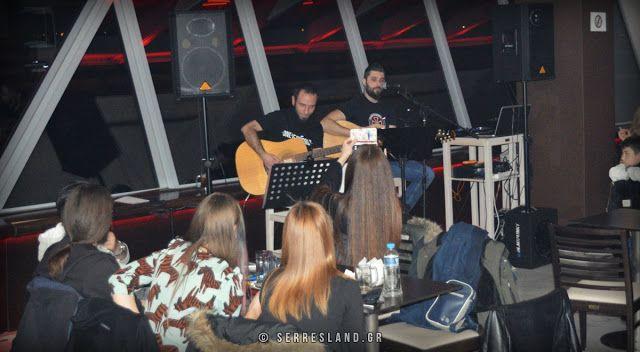 Οι Stompbox στο Lounge Bar/Cafe Contra στο Αυτοκινητοδρόμιο Σερρων (photos