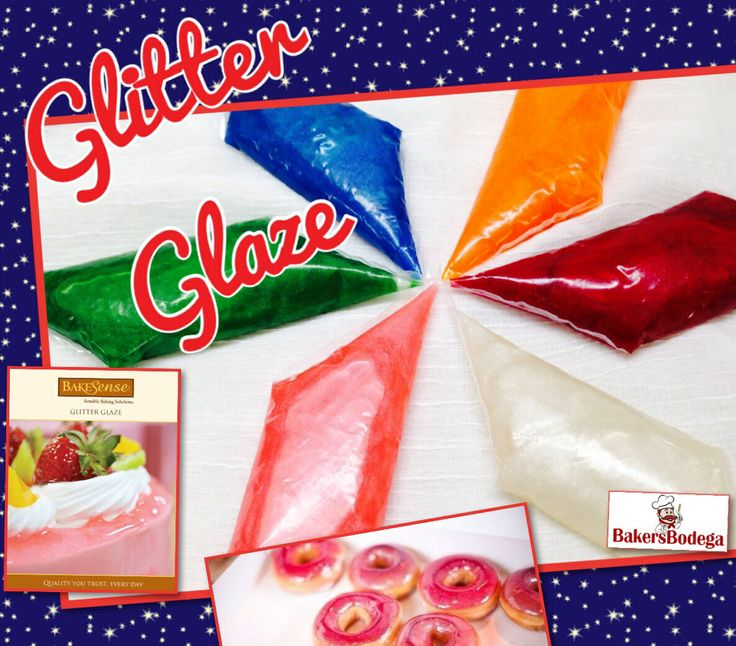 Cake Decorating Solutions Facebook : glitter glaze for cake decorating! Decorating ...