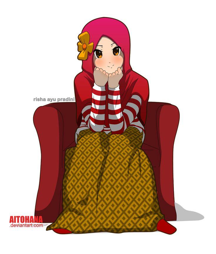 Sit down by aitohana.deviantart.com on @deviantART