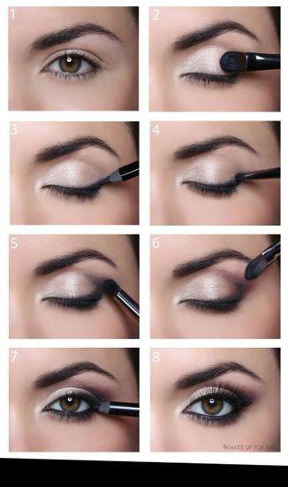 5 Inspirational Eye Make-Up Ideas From Pinterest