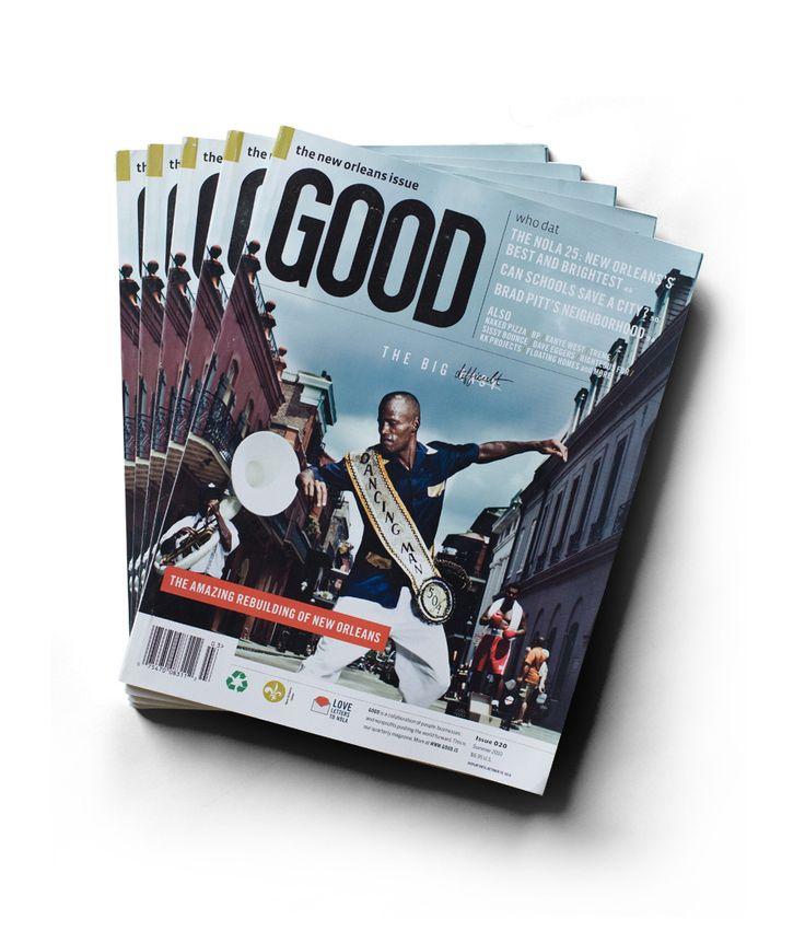 GOOD Magazine - iamalwayshungry