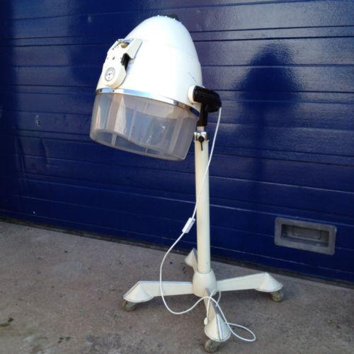 #L26 VINTAGE 60's INDOLA telescopic floor standing HOOD HAIR DRYER LAMP sale NOW | eBay