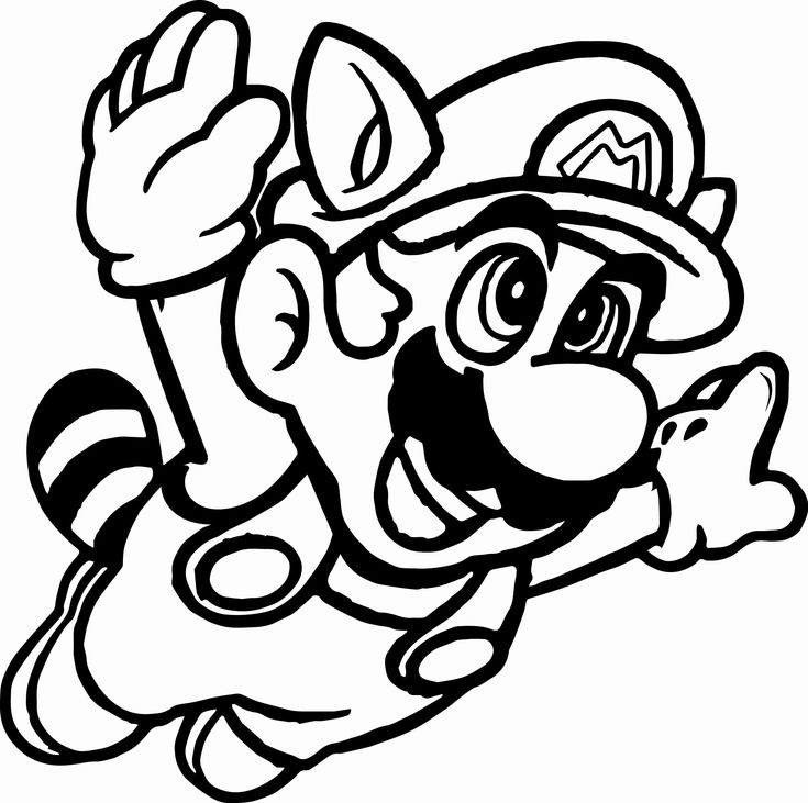 Mario Coloring Pages Printable Inspirational Mario Odyssey ...