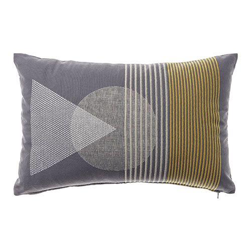 Tromso Long Cushion Mustard