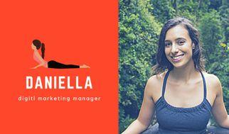 Daniella Pozzolungo - Digital Marketing Manager - Rebalance Pilates and Yoga