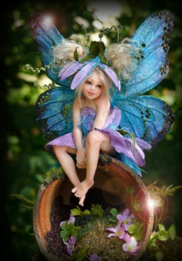 Fairy  - by Deb Woods??