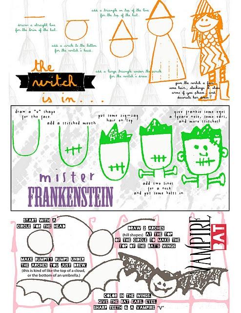 drawing tutorials for kids repinned by www.BlickeDeeler.de