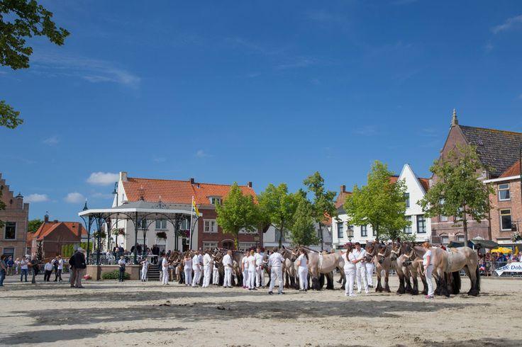 Iezendieke / IJzendijke (Zeêuws-Vlaonderen) - 'Mauritsstad'
