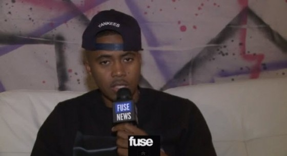 Nas Talks With Fuse About Hurricane Sandy, Lauryn Hill Tour | Video - http://getmybuzzup.com/wp-content/uploads/2012/11/0202-560x305.jpg-  In this interview Nas talks with Fuse about touring with Lauryn Hill, Hurricane Sandy, working with Amy Winehouse for the song
