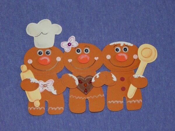 Lebkuchengruppe