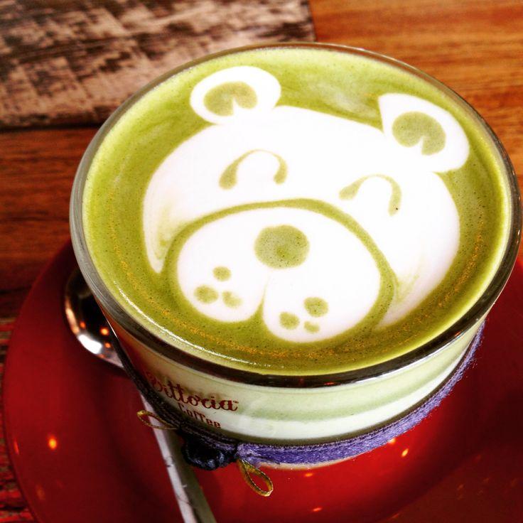 Grind (Sunshine): Matcha Latte [7/10].