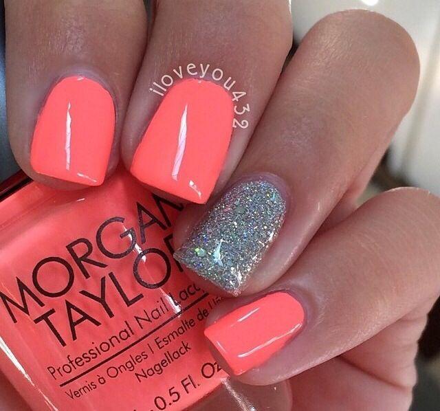 Gorgeous summer colors!