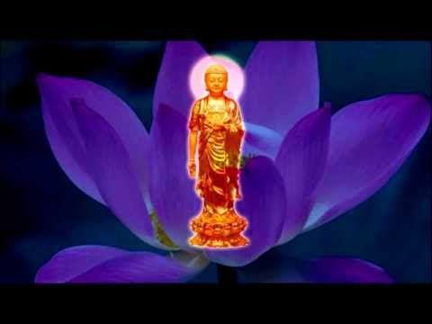 南無阿彌陀佛聖號 ~ ( 加長版 ) Namo Amitabha - YouTube