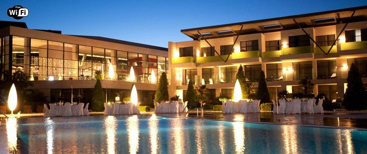 one of the most prestigious golf and spa  resorts in Spain, located in Costa Blanca near Alicante #hotel #spa #golf