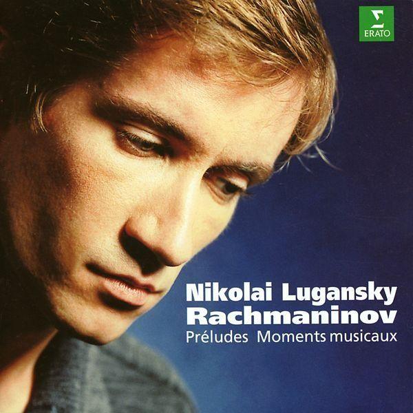 """De álbum """"Rachmaninov : Preludes Op.23 & Moments musicaux"""" del Nicolai Lugansky en Napster"""