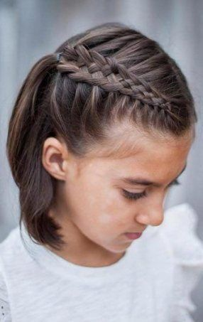 Trendy hairstyles for school cute messy buns 54 ideas