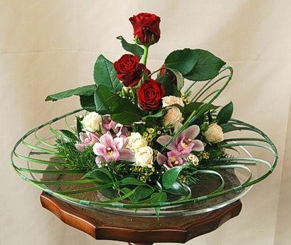 unusual flower arrangements | Unique Flowers
