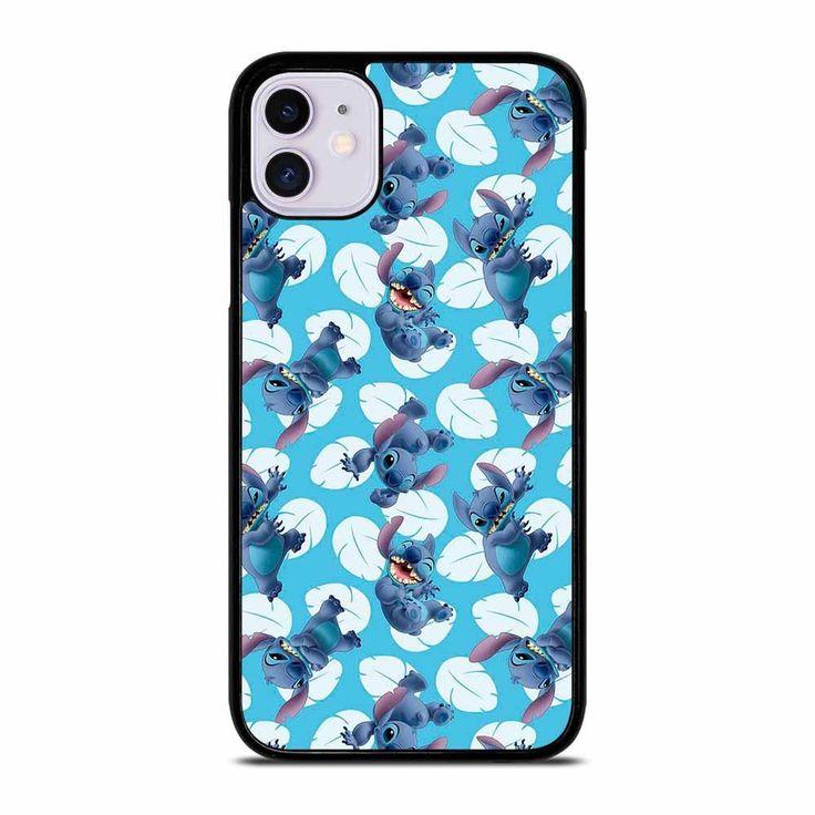 Disney blue stitch iphone 11 case in 2020 iphone 11