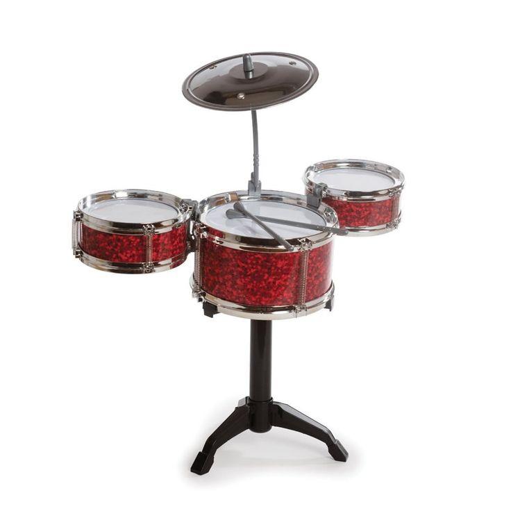 Desktop Drum Set Is The Musician Gift John Bonham Intended -  #drum #gift #musician