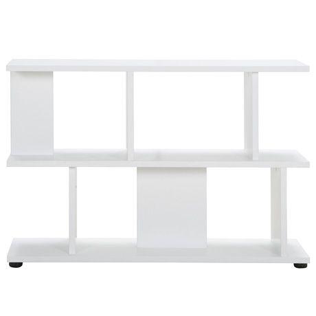 Cubic Bookshelf Low | Freedom Furniture and Homewares