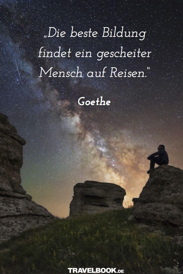 Goethe ist viel gereist, er sollte es wissen!  Unsere Schüleraustausche sind keine Urlaubsreisen sondern bieten Jugendlichen die Möglichkeit das Alltagsleben im Ausland unverfälscht zu erleben. Sprache und Kultur kennenlernen durch echten Schüleraustausch.  www.adolesco.org/de/home