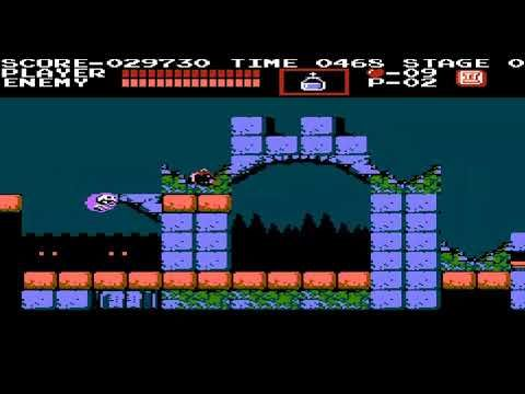 The Game Genie Player - Ultimate Castlevania (NES) - ULTIMATE FAIL FOR C...