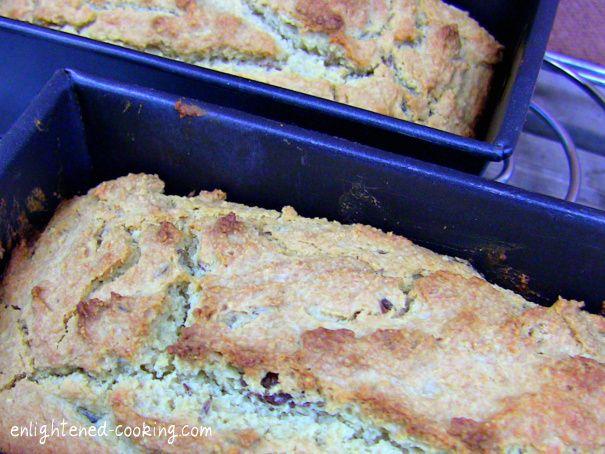 Quinoa Soda Bread (gluten-free) | power hungry