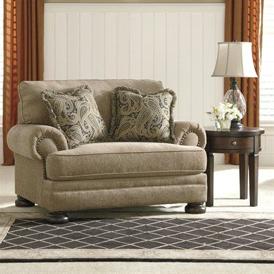 Signature Design By Ashley 3820023 Keereel Chair And A Half Bedroom Ideas Board Pinterest