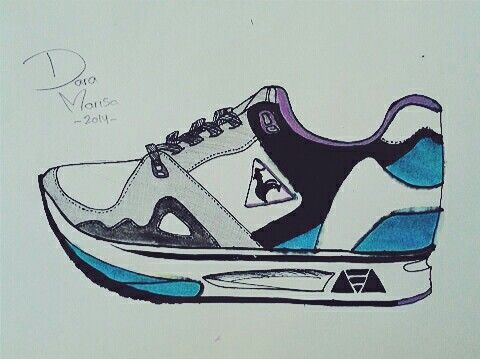 Dear Le coq sportif.. You show me how to buy a piece of happiness!! ❤❤ . please go get a store at Jakarta !! :')