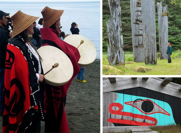 Parks Canada - Gwaii Haanas National Park Reserve, National Marine Conservation Area Reserve and Haida Heritage Site - The People of Gwaii H...