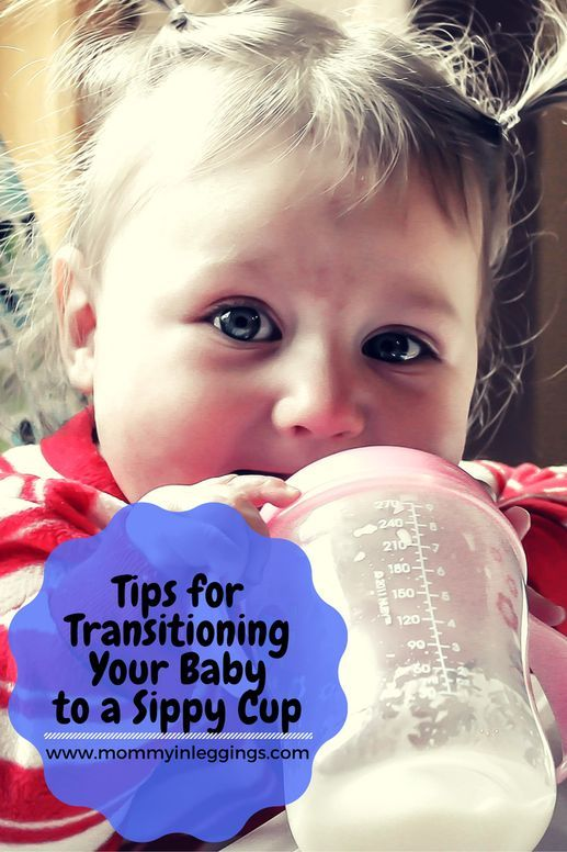 Tips for transitioning your baby to a sippy cup, and a review of 3 Nuby Sippy Cups