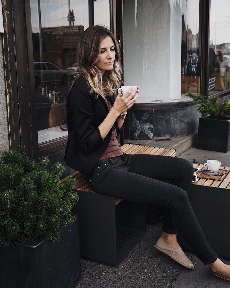 Coffee time | EMA espresso 📍☕️, Prague, Czech Republic