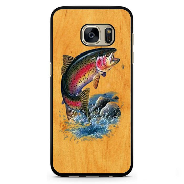 Bass Fishing Game Vintage Samsung Phonecase For Samsung Galaxy S3 Samsung Galaxy S4 Samsung Galaxy S5 Samsung Galaxy S6 Samsung Galaxy S7