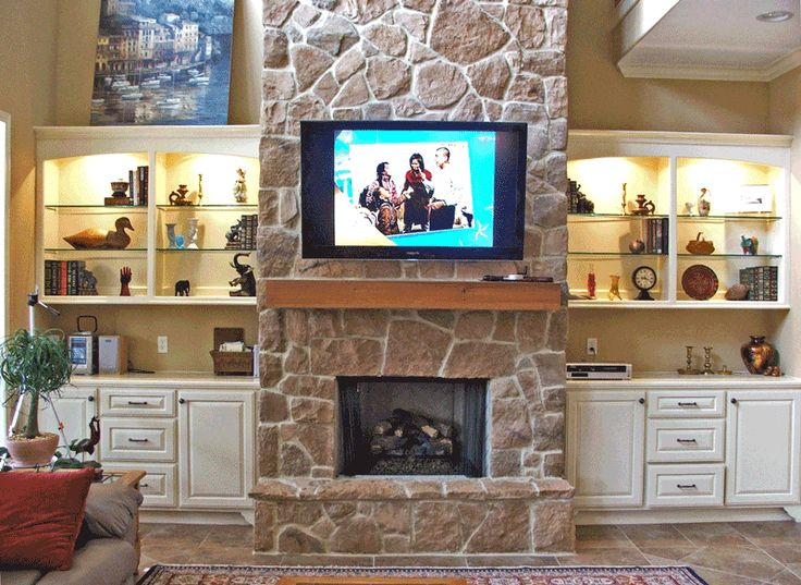 1000 Images About White Built Ins On Pinterest Neutral Colors Shelves And Stone Fireplaces
