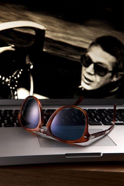 Persol | 714 Steve Mcqueen Limited Persol Eyewear - Brian Brown MD