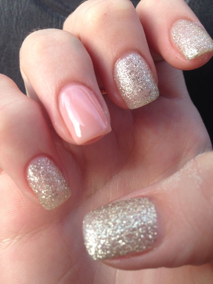 The 25 Best Party Nails Ideas On Pinterest  Gold Tip -6393