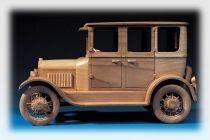 Модели из дерева. Форд-Т Автор: А. Фоминцев