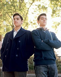 Jack and David Cahn's Mission to Conquer Stuyvesant High School -- New York Magazine