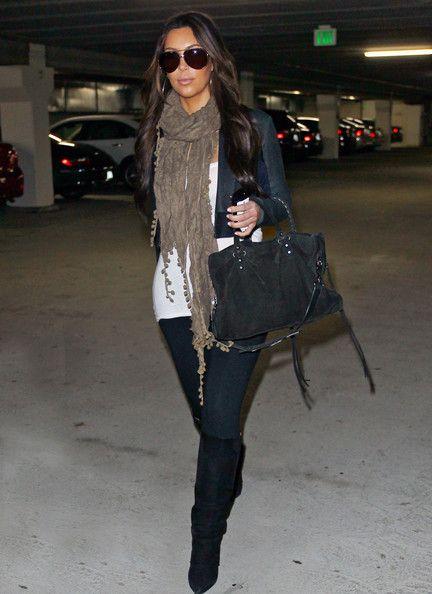 Kim Kardashian Photo - Kim Kardashian Makes It A Girls Day Out