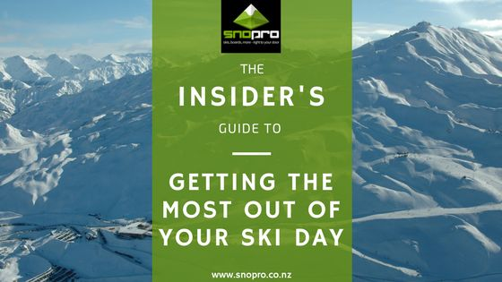 Insider's Guide to Getting the Most Out of Your Ski Day