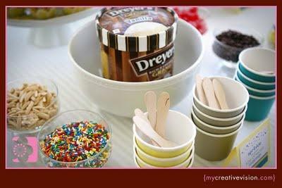 sprinkle theme foods: Sprinkles Baby, Baby Shower Ideas, Icecream Bar, Parties Ideas, Sprinkles Shower, Ice Cream Bars, Baby Sprinkles, Baby Shower Parties, Parties Baby