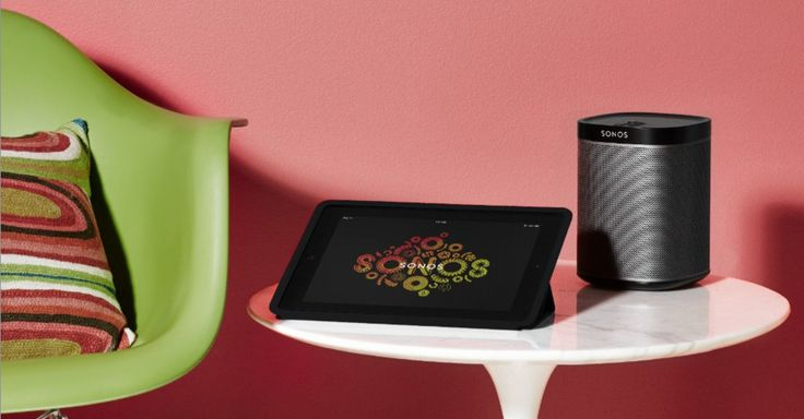 Sonos' new Play:1 is the line's most affordable -- and smallest -- set of speakers yet. #sonos #speaker #wireless