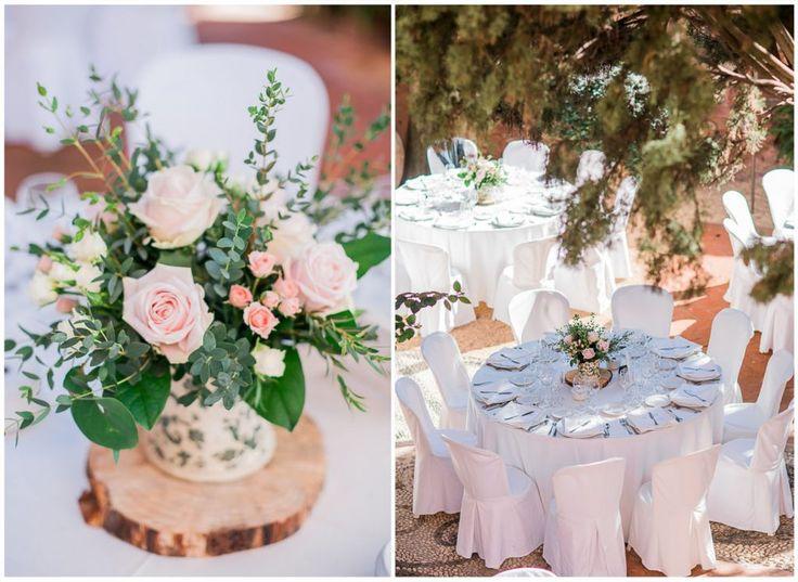 elegant wedding castillo santa catalina Malaga