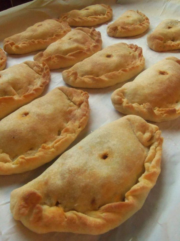 MEXICAN EMPANADAS, WITH YAMS, OR PUMPKIN FILLINGS 2015