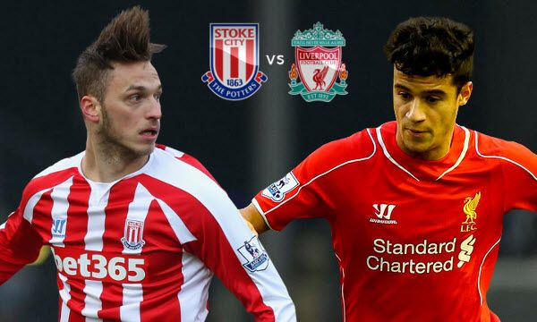 Stoke v Liverpool - English Premier League Preview, Lineup, Team Forms, Head to Head Stats, Team News
