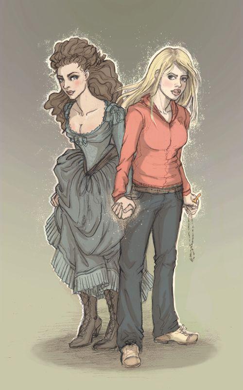 Rose and Idris
