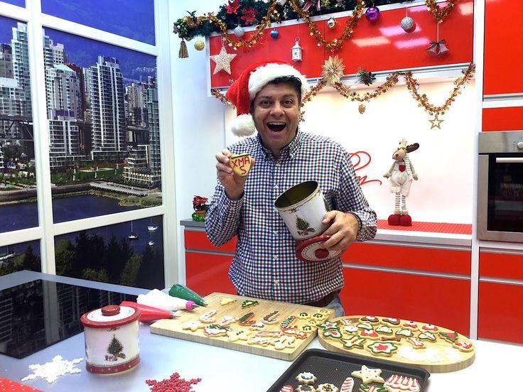 Vánoční cukroví z lineckého těsta RECEPT od Vařte s Majklem