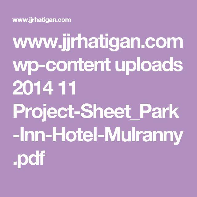 www.jjrhatigan.com wp-content uploads 2014 11 Project-Sheet_Park-Inn-Hotel-Mulranny.pdf