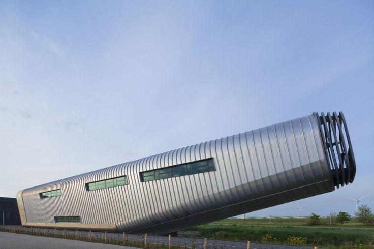 OficinasExteriores Wilo Zaanstad, Países Bajos Proyecto: Benthem Crouwel Architects