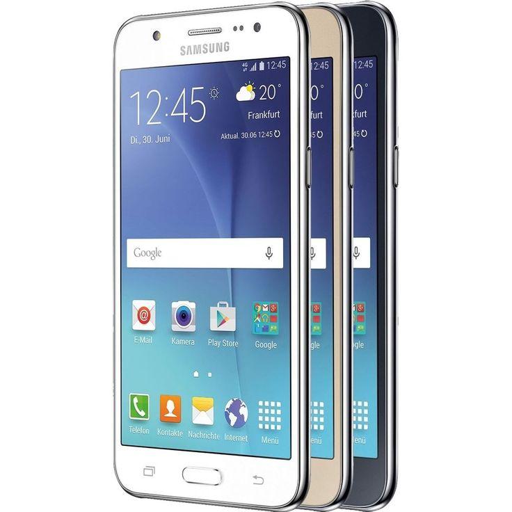 Samsung Galaxy J5 J500F 8GB LTE 4G Android Handy Smartphone ohne Vertrag WOW!